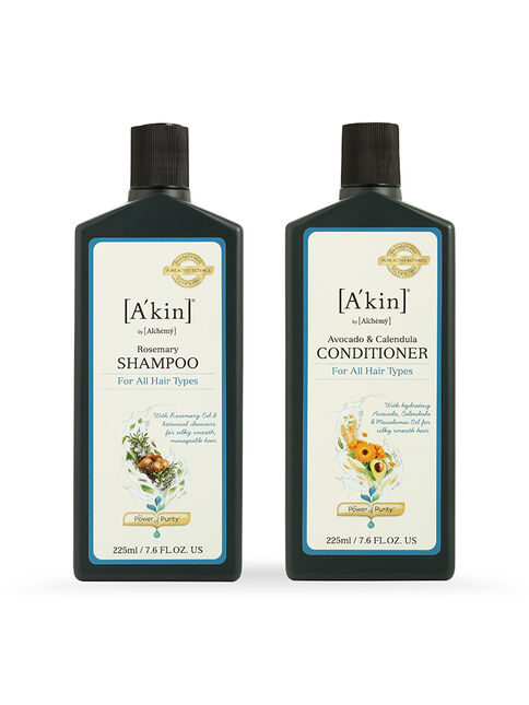 Duo 225ML Daily Shine Rosemary Shampoo & Avocado & Calendula Conditioner