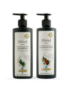 Duo 500ML Fragrance Free Shampoo & Conditioner