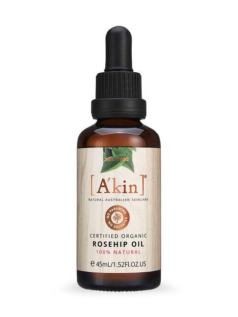 Certified Organic Rosehip Oil 45ml
