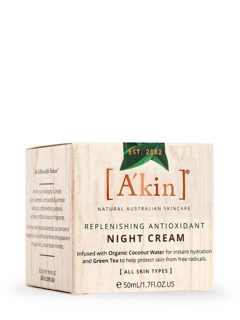 Replenishing Antioxidant Night Cream 50ml