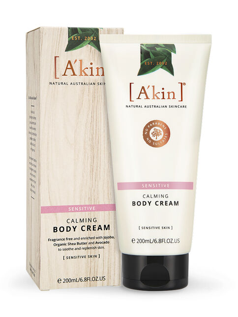 Calming Body Cream 200ML