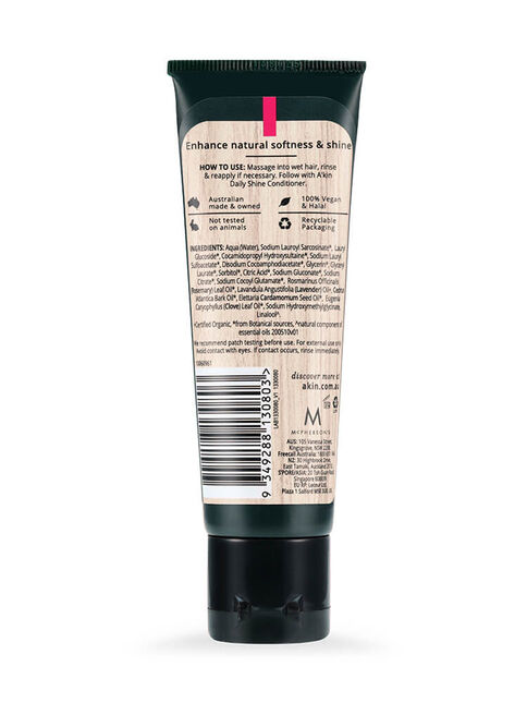 Daily Shine Rosemary Shampoo 50mL