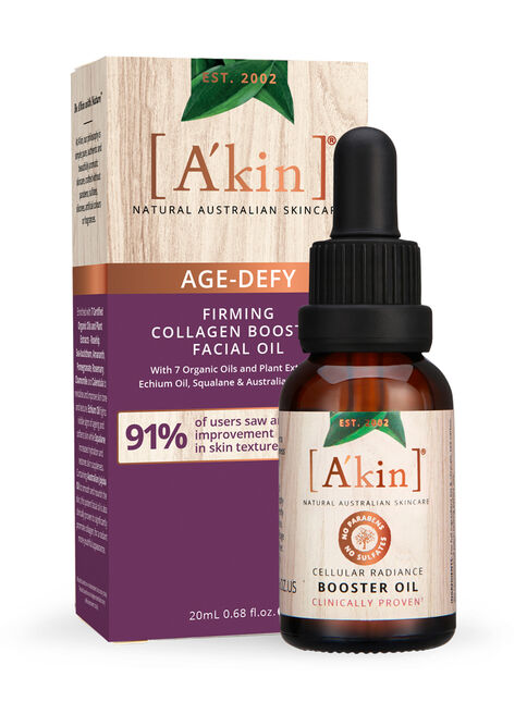 Age-Defy Firming Collagen Booster Facial Oil 20mL